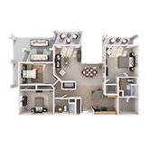 Apartment F1 / F2