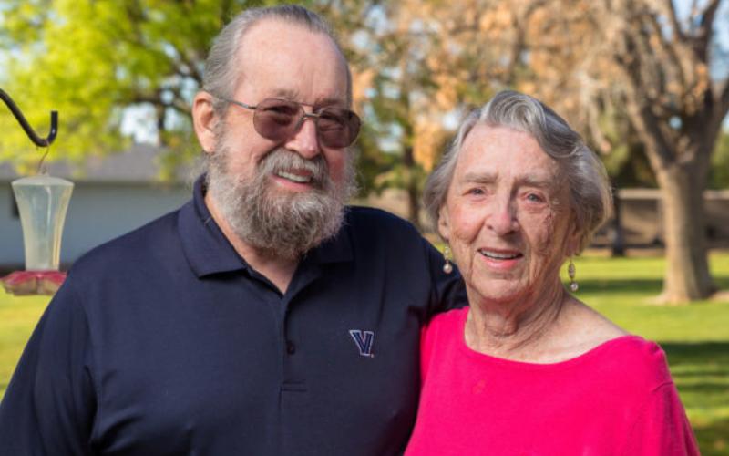 Joe and Verna Muldoon