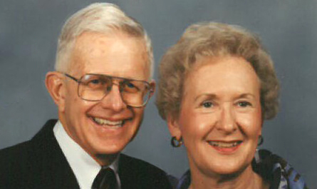 Roger and Audrey Mullhollen